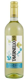 Tavernello Pinot Grigio 2015 750ml - Case of 12